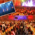 Diner spectacle sur le thème des années 70 avec ABBA