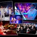 Soirée d'entreprise avec quizz musical et spectacle