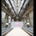 Organisation du défilé de mode d'une marque de luxe