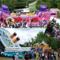 organisation de la fête de ville pour + de 10.000 personnes
