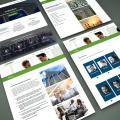 Création d'un nouveau site web Wordpress pour un prestataire de services