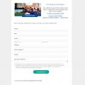 Création d'un formulaire web et site pour gérer les inscrits d'une convention