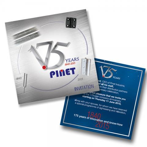 Invitation Pinet